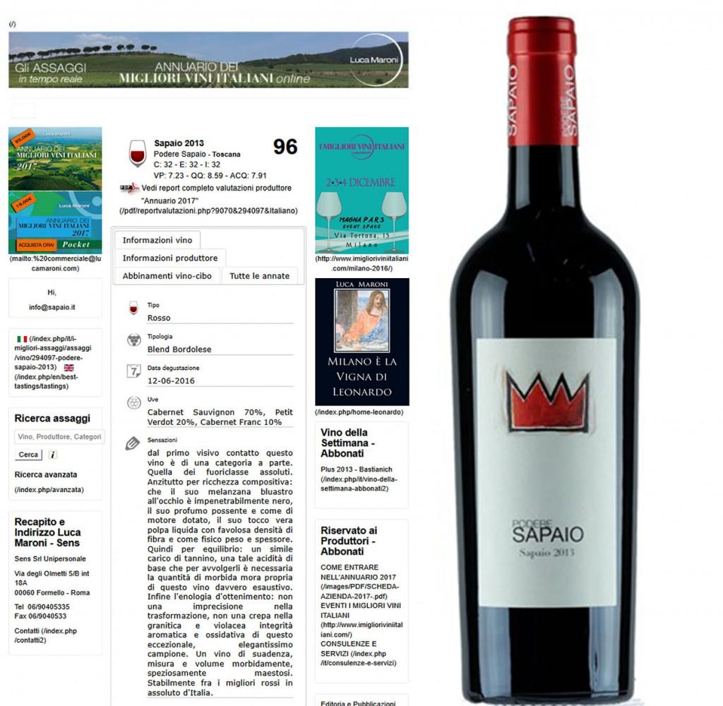 podere-sapaio-degustazione-luca-maroni-sapaio-2013-tasting