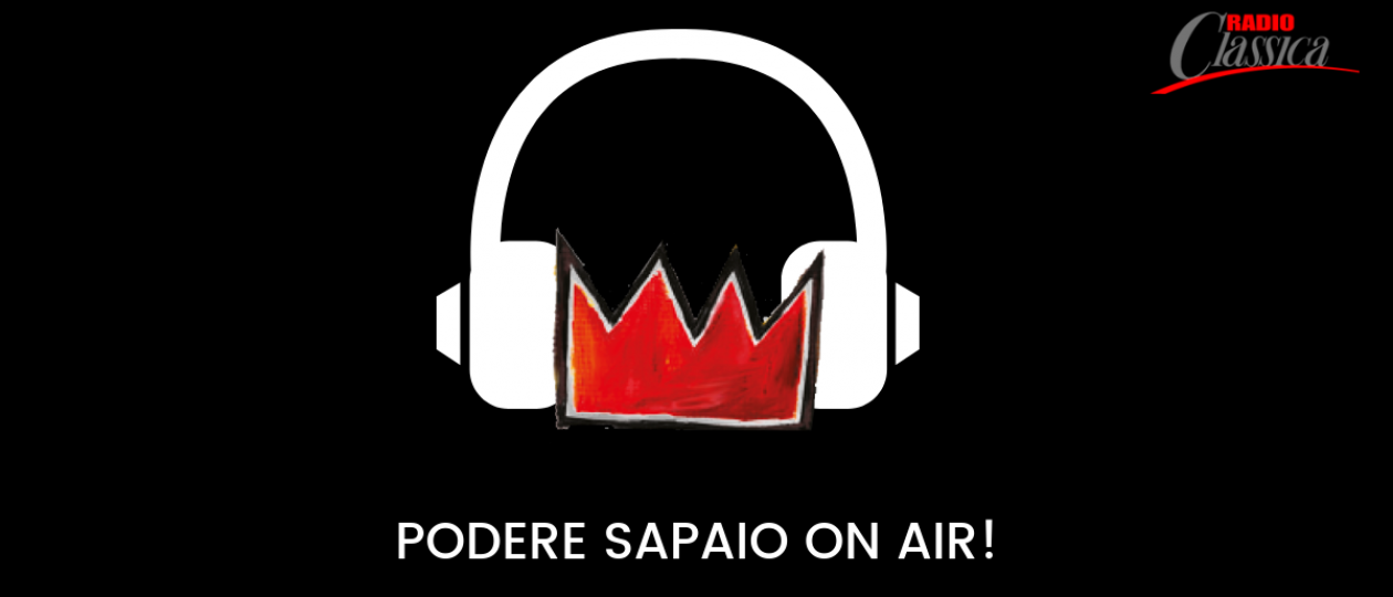 Podere Sapaio on Air @ Music & Wine!