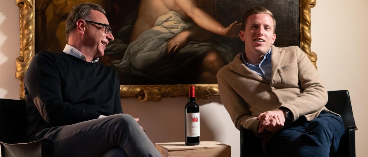 INTO THE WINE: VIVERE DI VINO