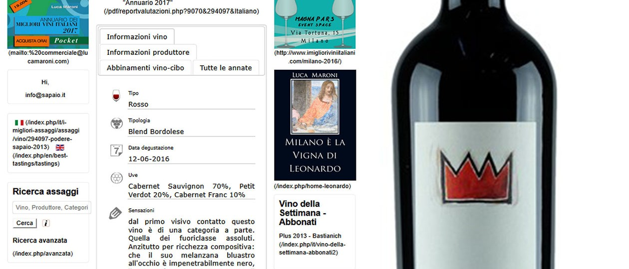 Luca Maroni says NinetySix