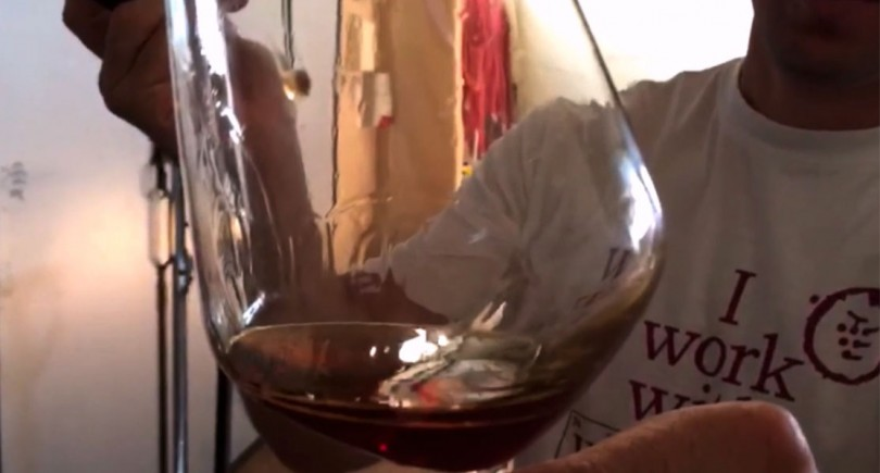 """The story of our """"Vin Santo"""" began in 2000."""