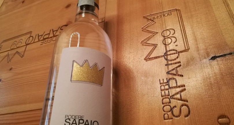 At Sapaio, grappa is born from a meeting of minds.