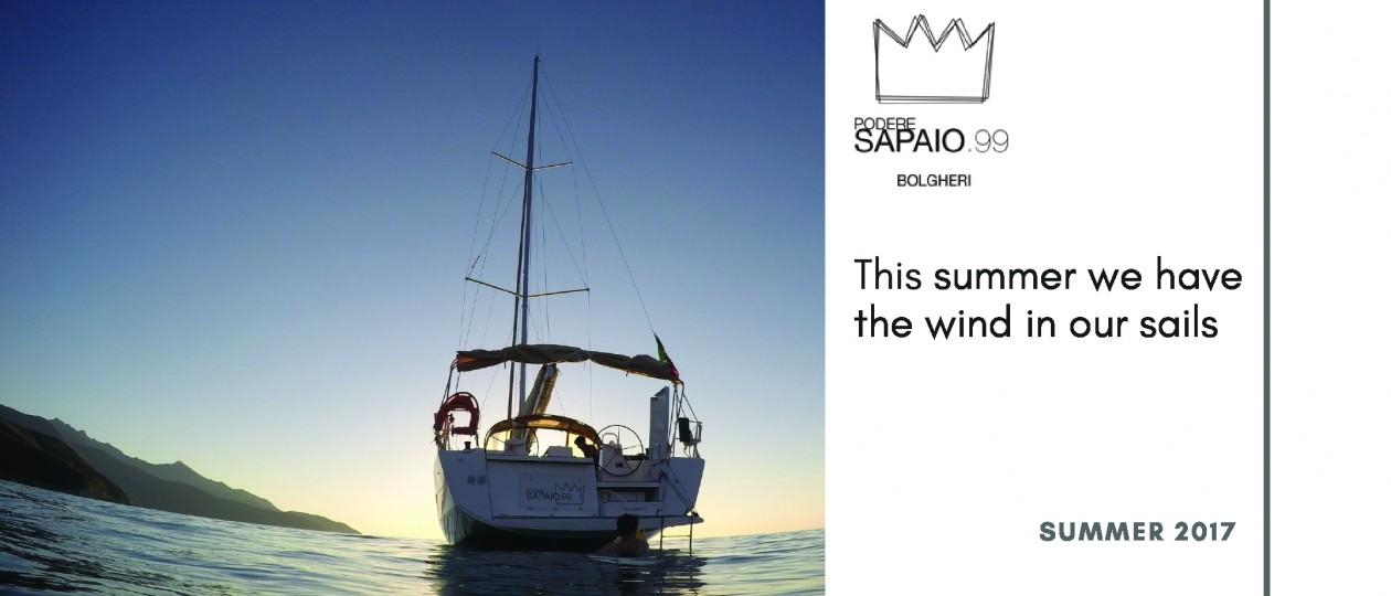Podere Sapaio Sailing